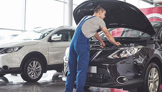 End To End Platform For Automobile Service Facilities