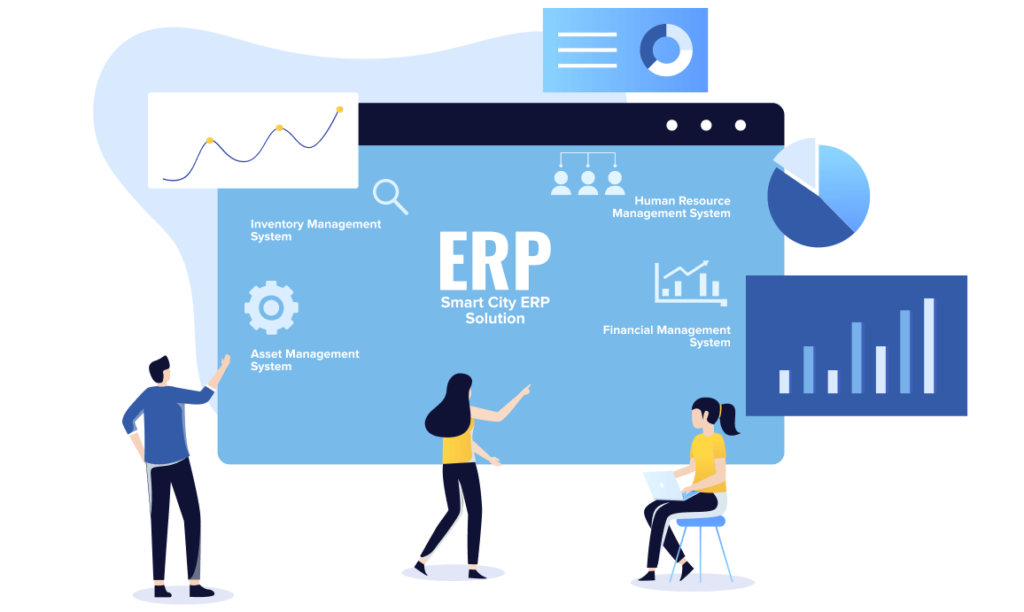 Smart City ERP Solution   TACT Connect