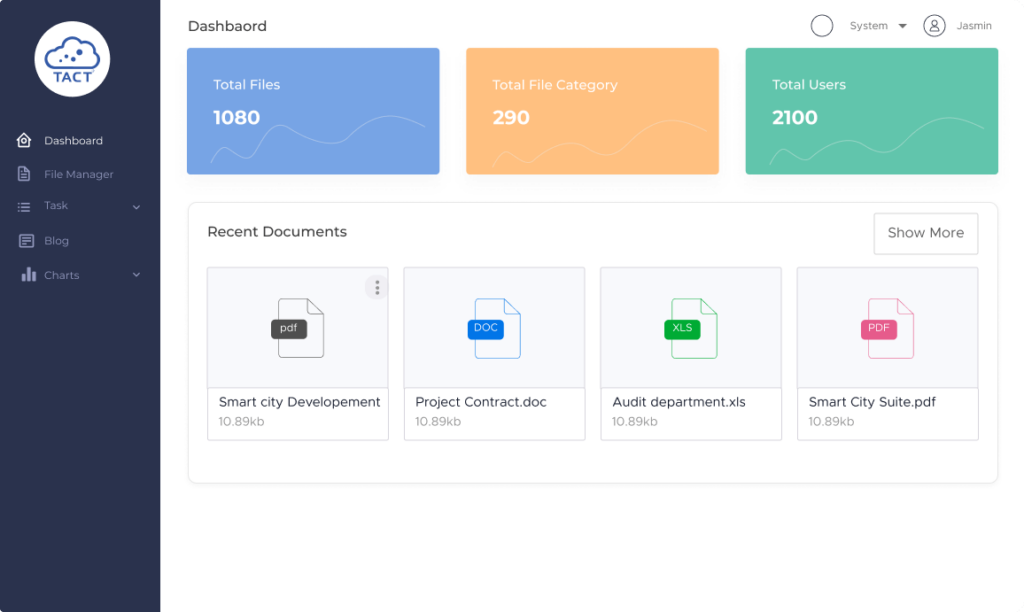 File Management System   TACT Connect