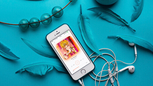 One Of The Biggest Devotional Music Application Of The Country